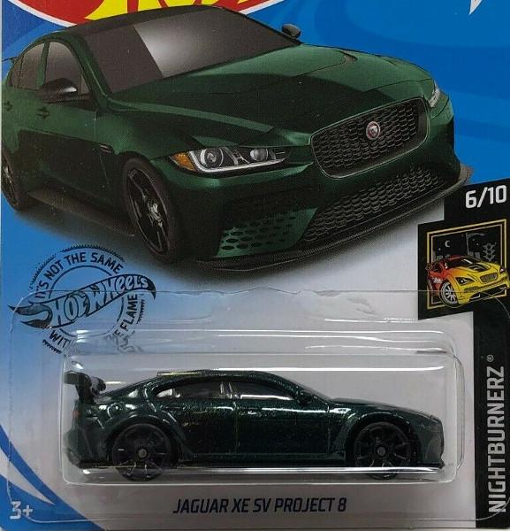 Jaguar Xe Sv Project 8: JAGUAR XE SV PROJECT 8 (DK GREEN)